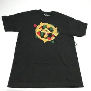 LRG Men's T-Shirt 100% Cotton Standard Fit Black